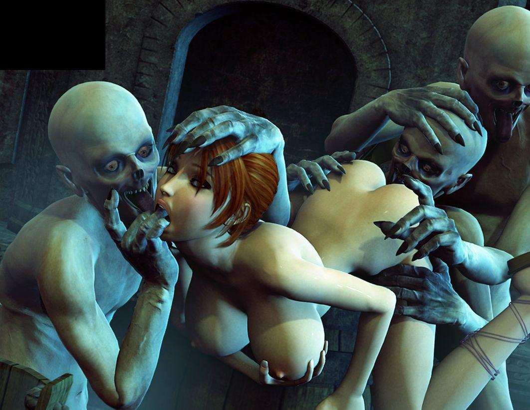 Cortoon monster fuck hentay galleries