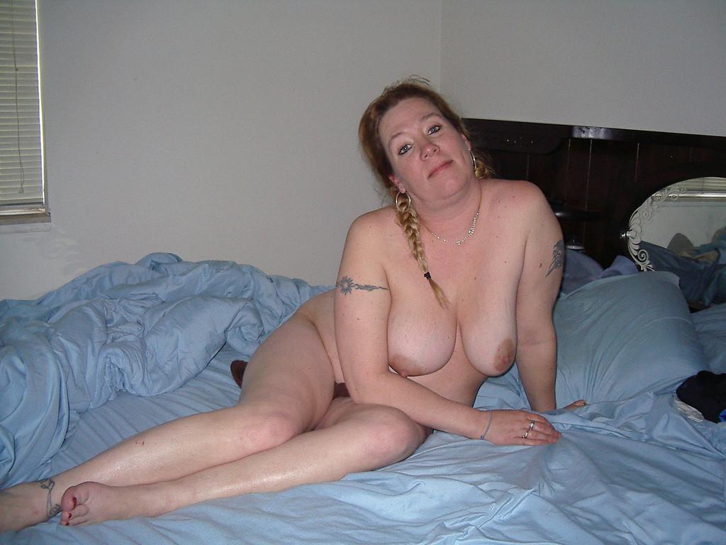 Ass round wife
