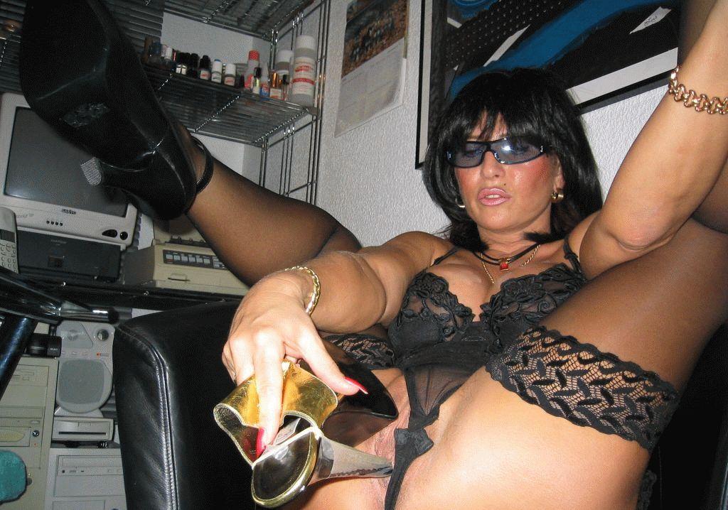 зрелые секси леди фото
