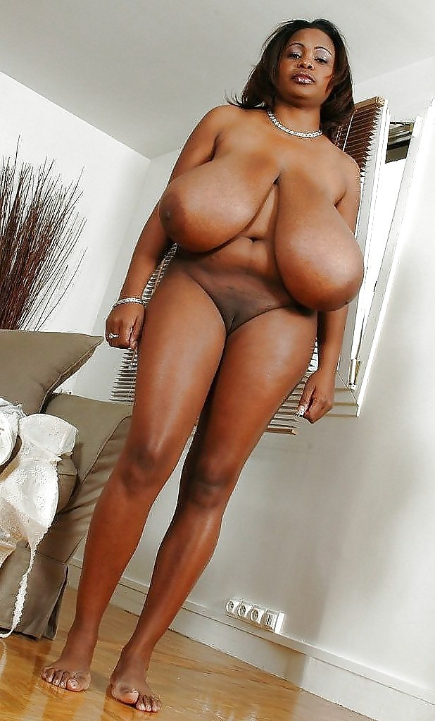 Big black asses and boobs