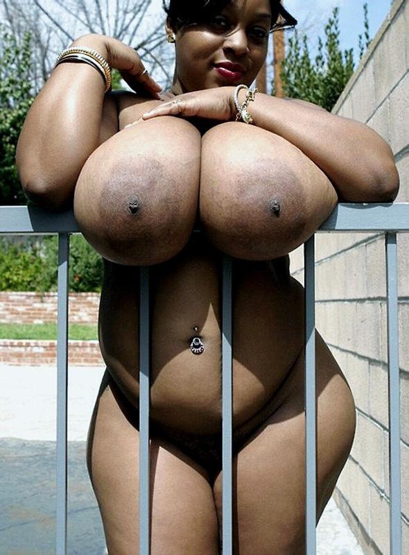 Sex black big tits