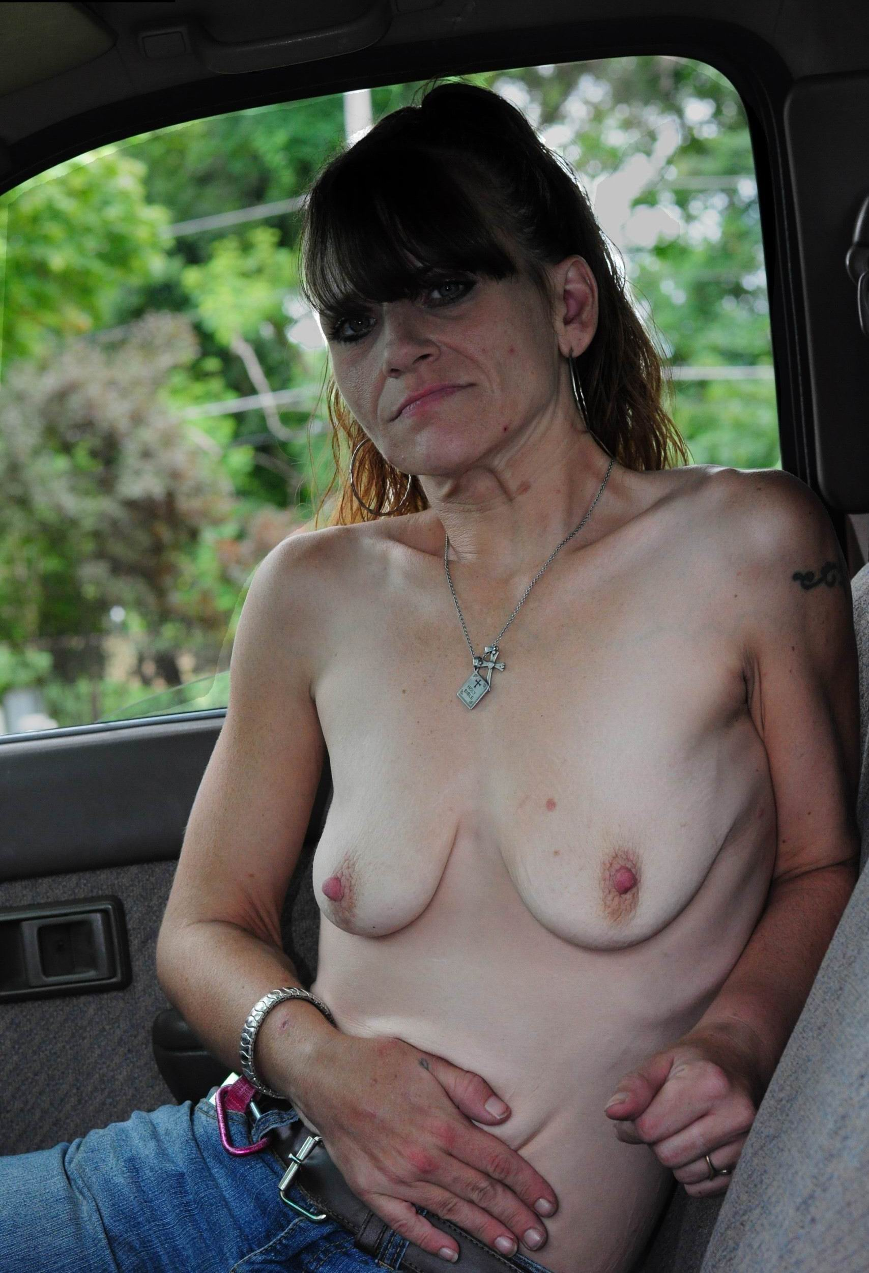 tits girl Weird ugly