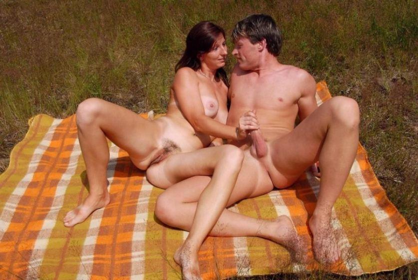 голые молодые пары фото