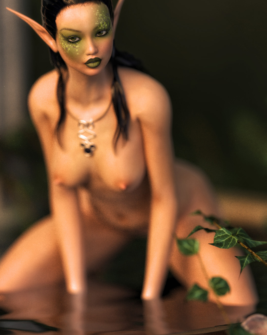 Naked dark female vampire warriors exposed photos