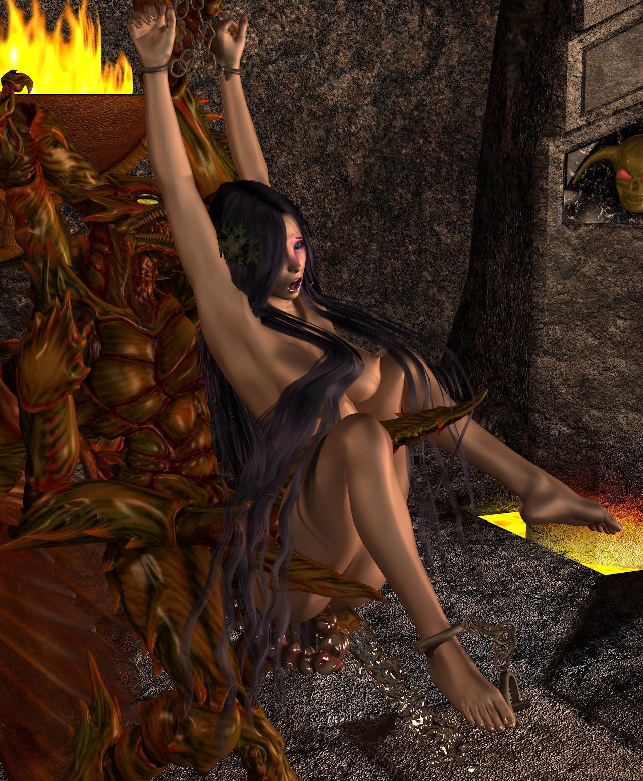 Neverwinter elf fucked nude picture