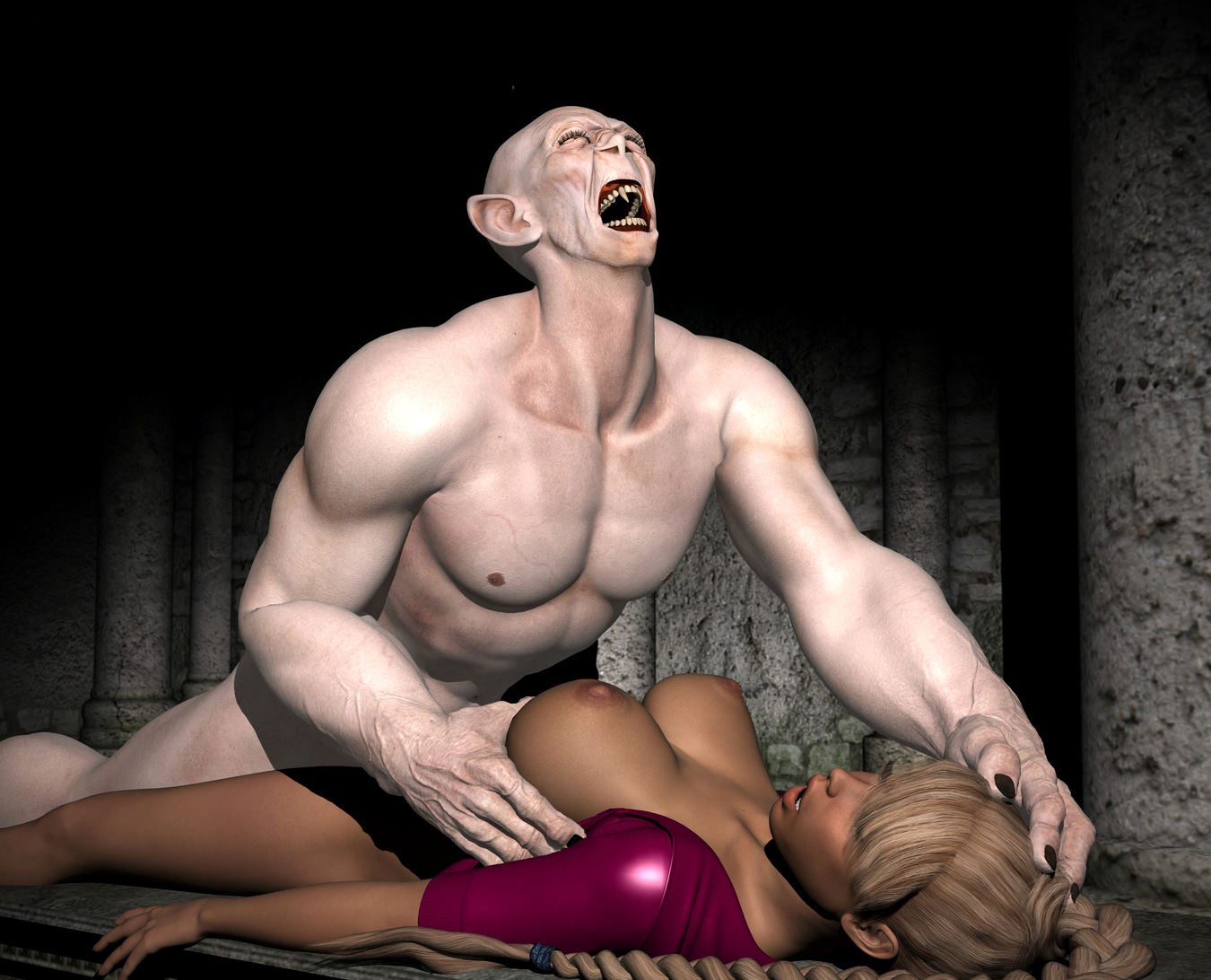 3d vampire sexy pictures exploited movie