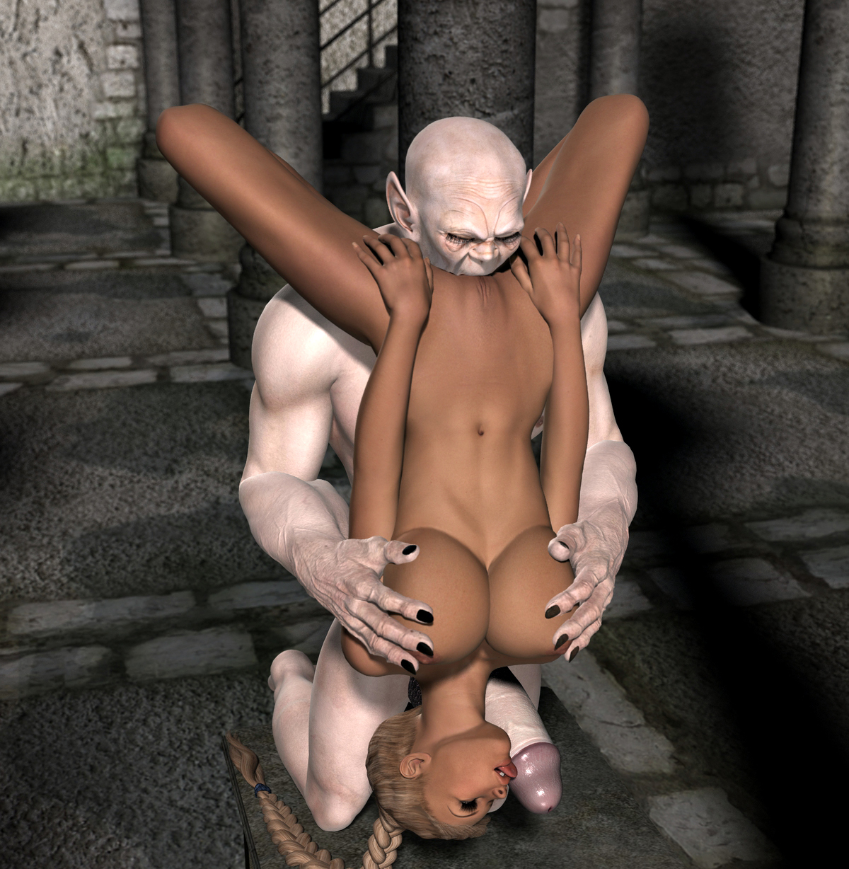 Show porn 3d picture of vamp erotica toons