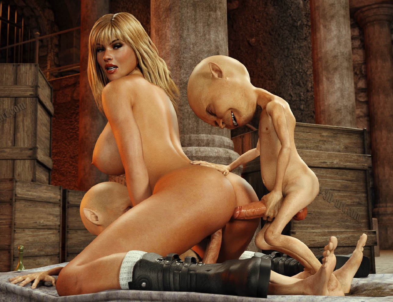 Laura croft get banged by monsters nackt scene