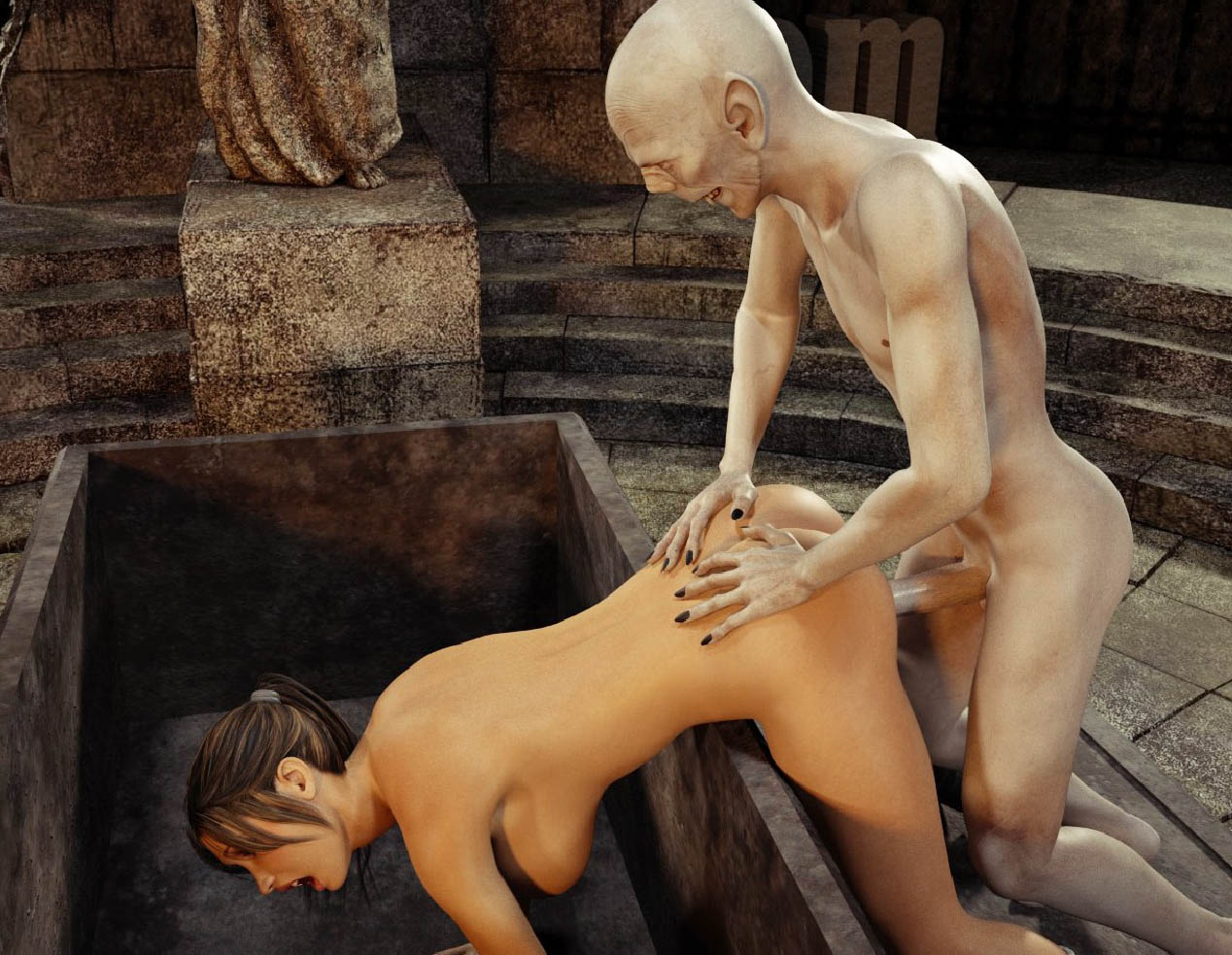 Lara croft fucked by old vampire gallery xxx scene