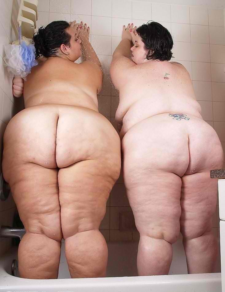 Порно фото жирных женщин голышом