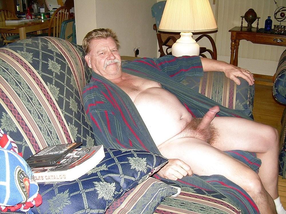 Horny Dad In Robe Gay