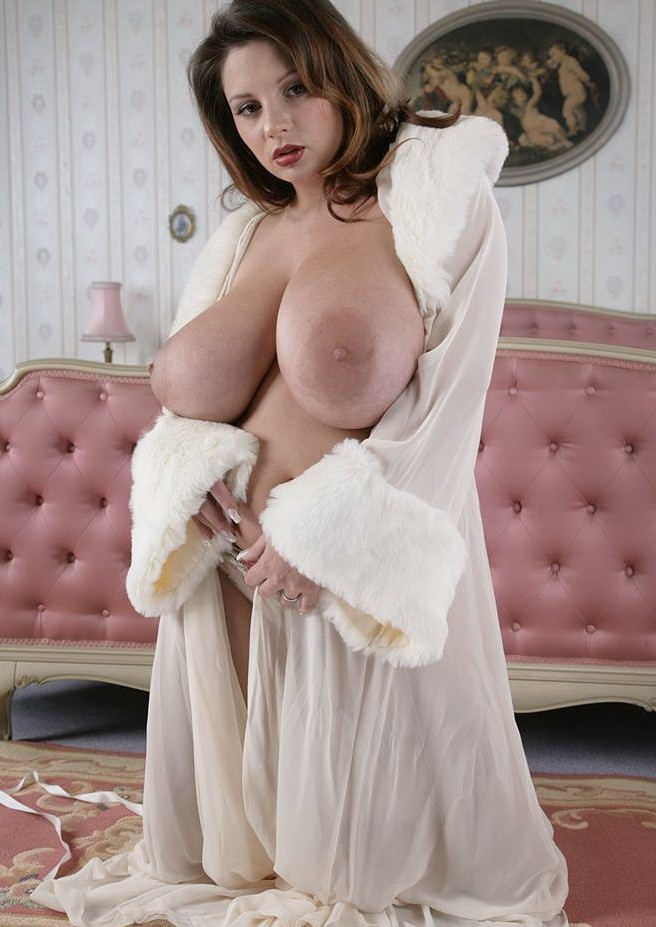 Big white titties