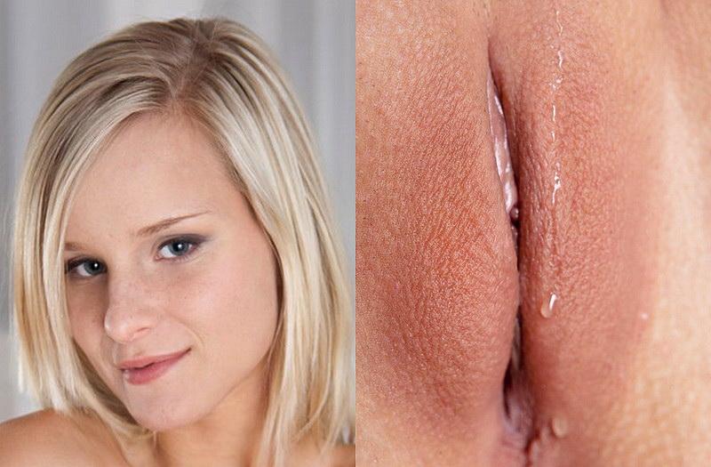 Фото вагин девушек и их лица 2 фотография