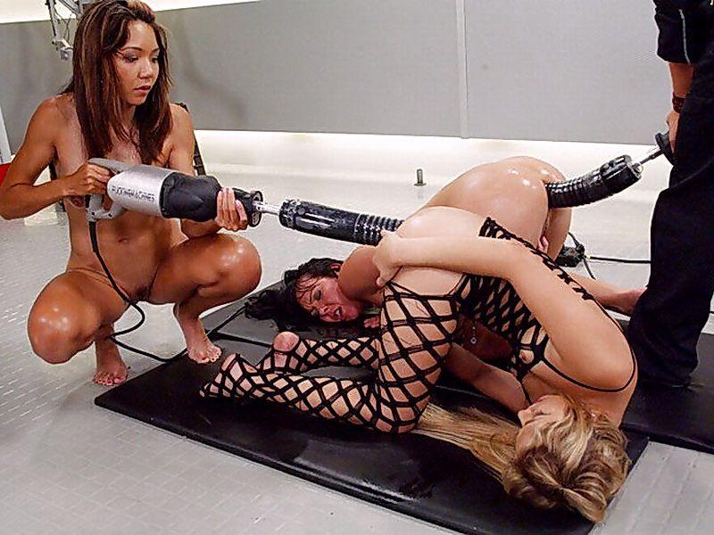 Порно фильмы с секс машинй