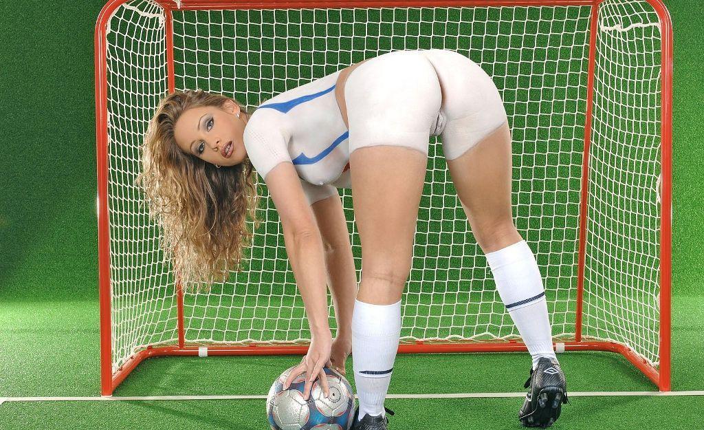 Фото порно футбол
