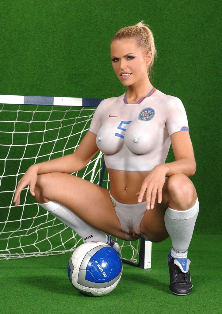 Sex football girls