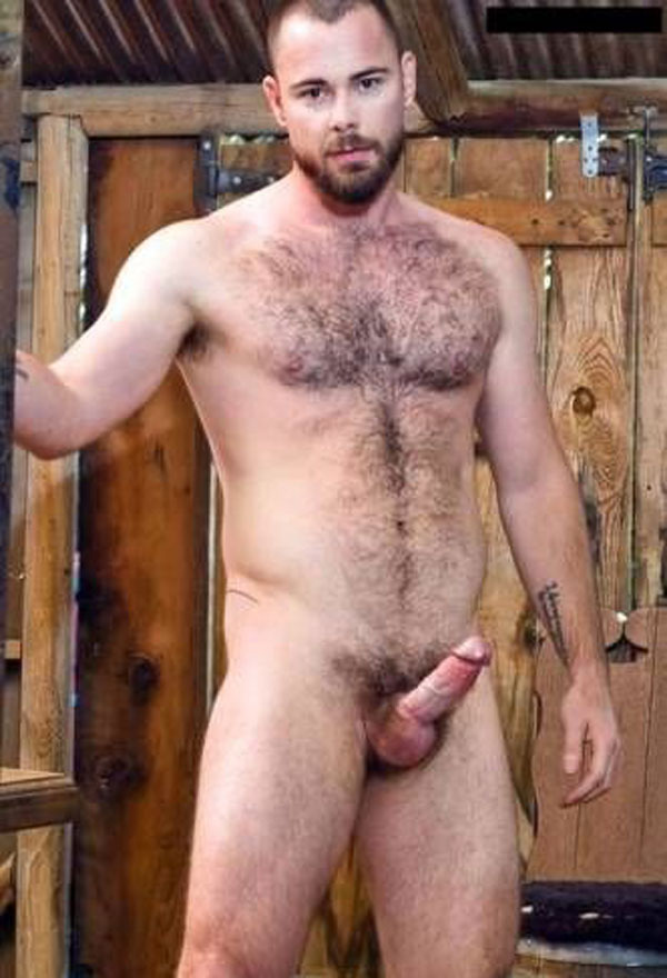 Naked Hairy Men With Beards