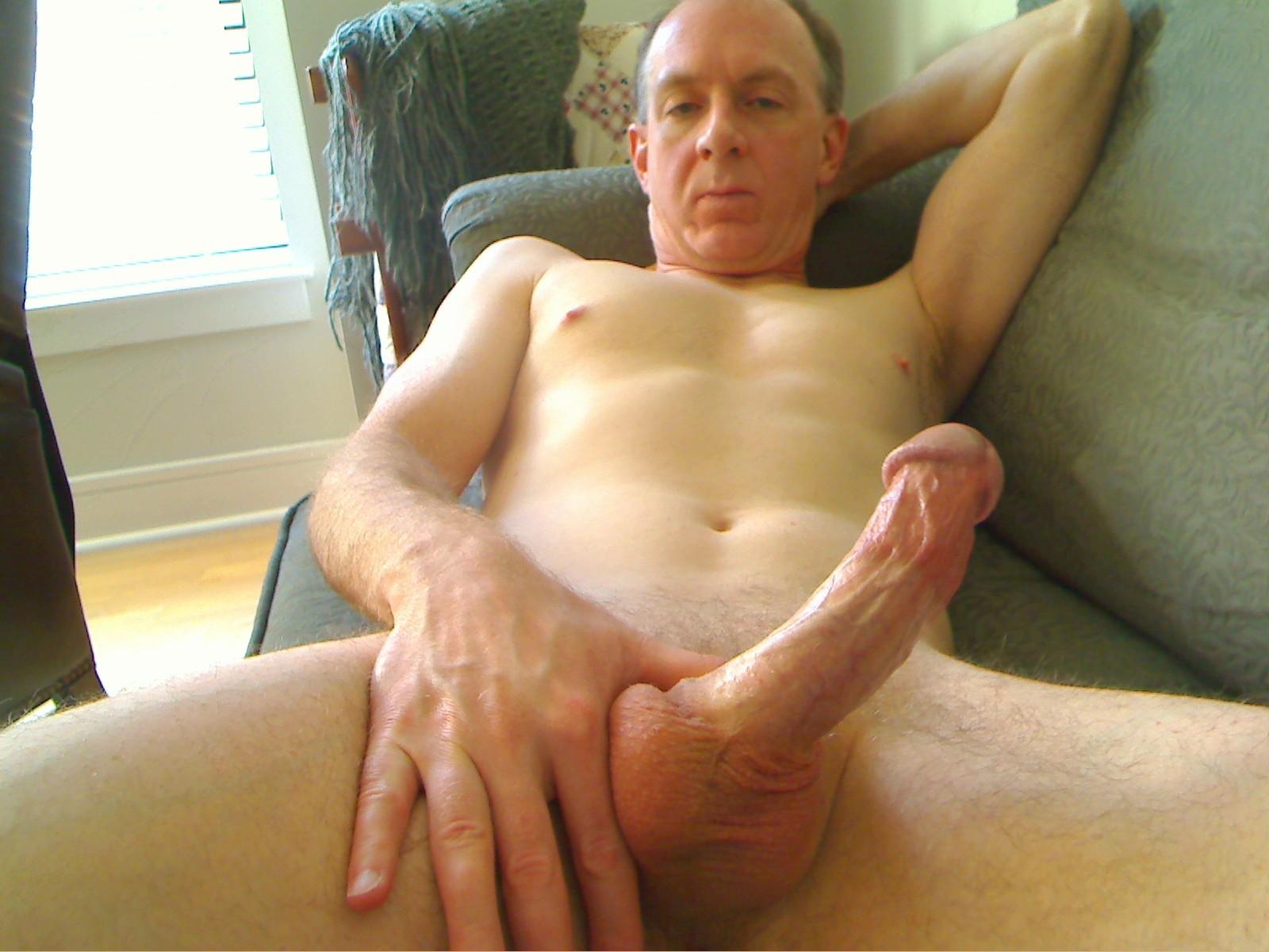 Naked hairy older men