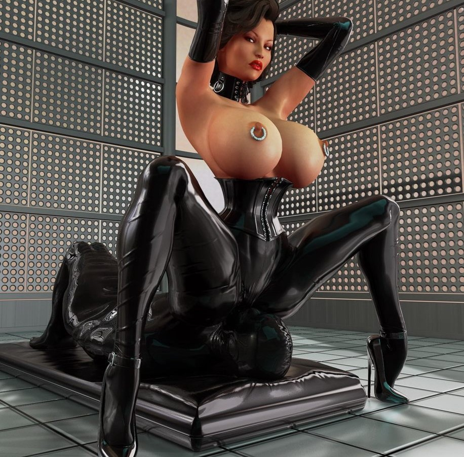 Mistress footjob movie