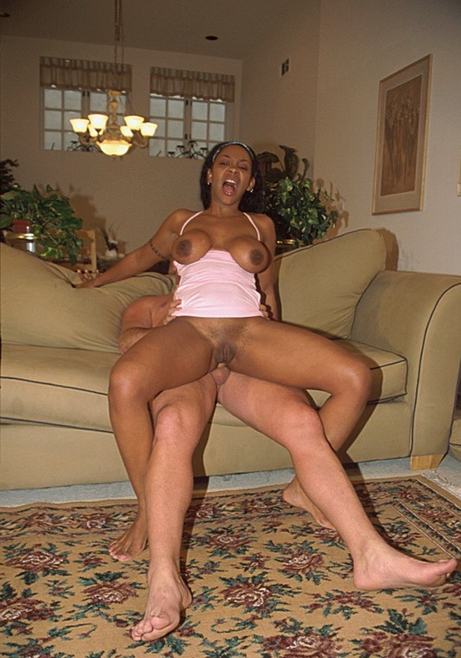 black girl getting fucked