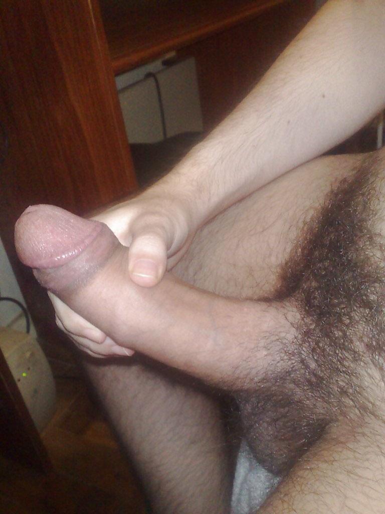 Straight men big cocks