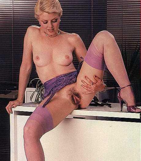 Vintage juliette anderson aunt peg fucks many cocks 9