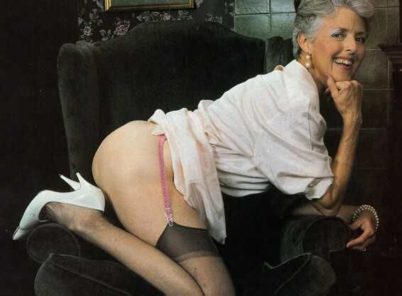 Vintage juliette anderson aunt peg fucks many cocks 2