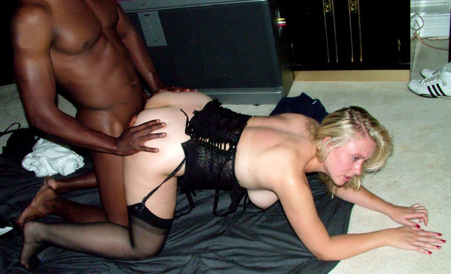 Multiple partner interracial one-nighters