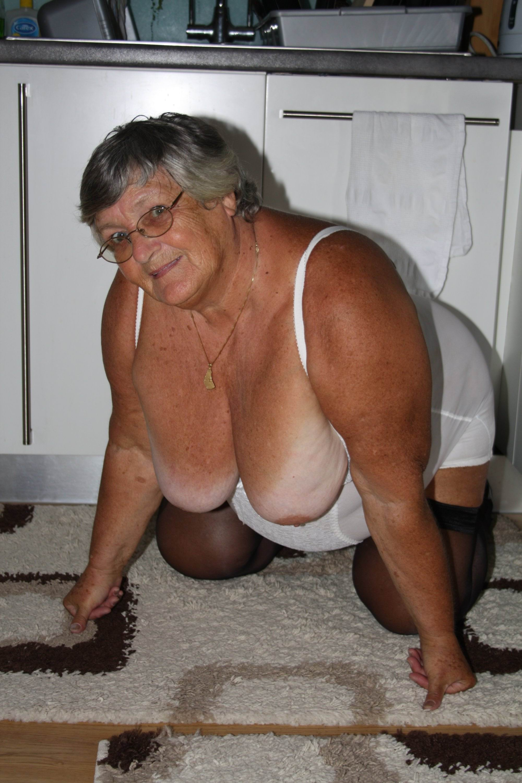 grandma bbw