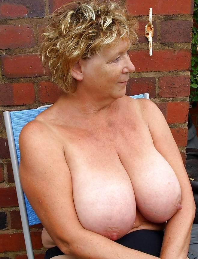 Older Huge Tits 13