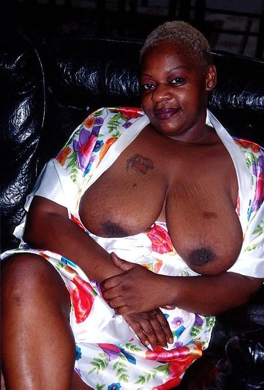 Black granny mature pic