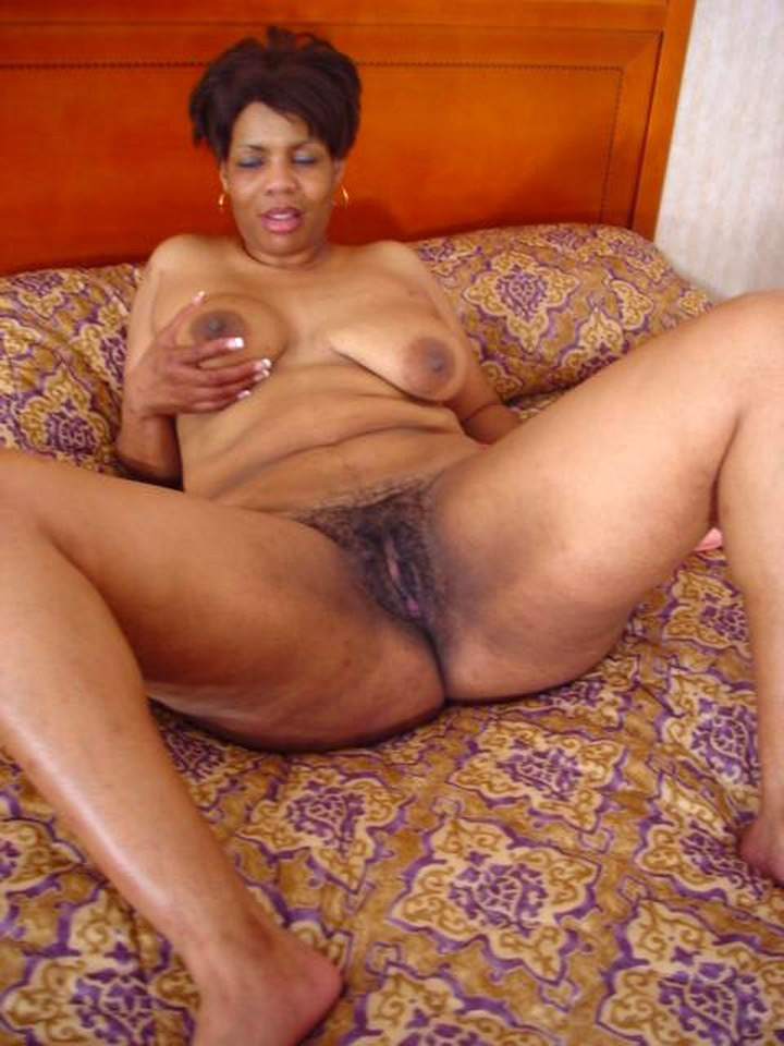 Black booty mature women