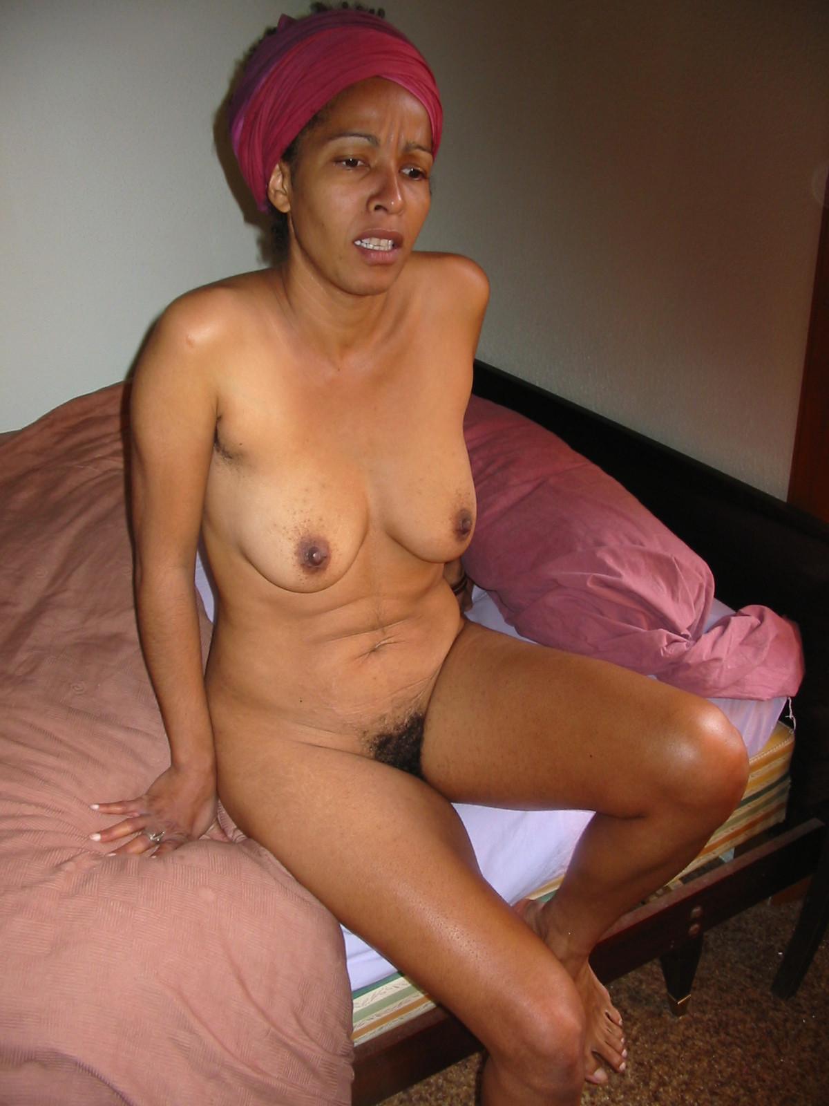 Older black lesbian
