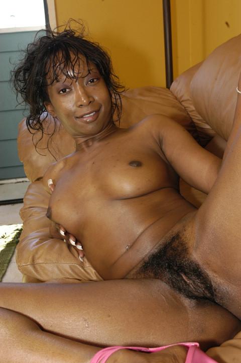 Big pussy black woman