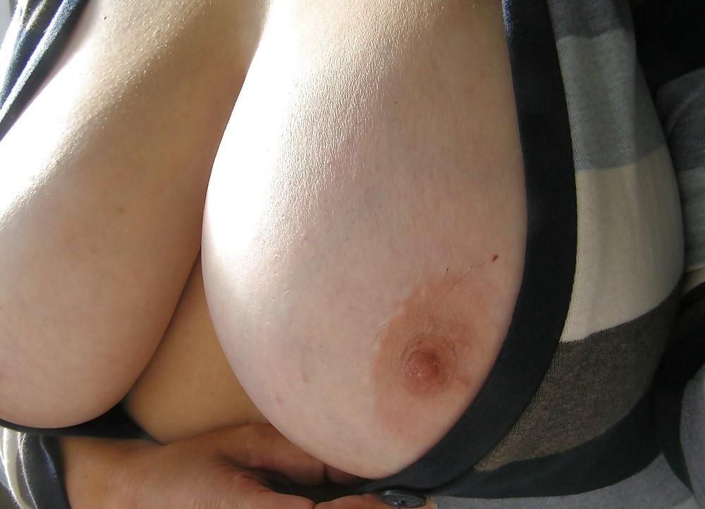 Tits big mature