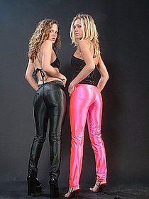 Kaylane Hot Pantyhose 86