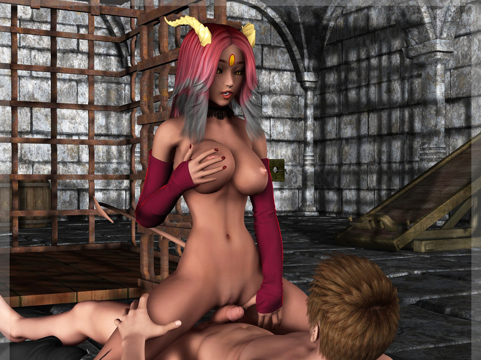 Succubus sex game cartoon photos