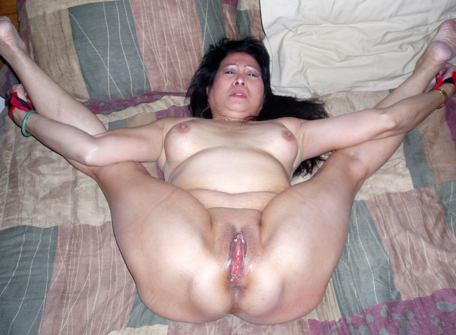 Old chinese lady porn