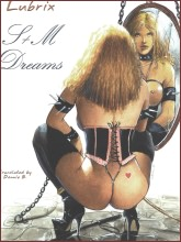 BDSM comics `SM Dreams`