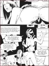 BDSM comics `Housewives At Play`, part 1