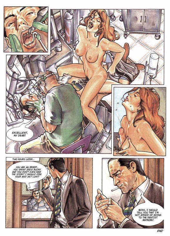 comic Adult books erotic