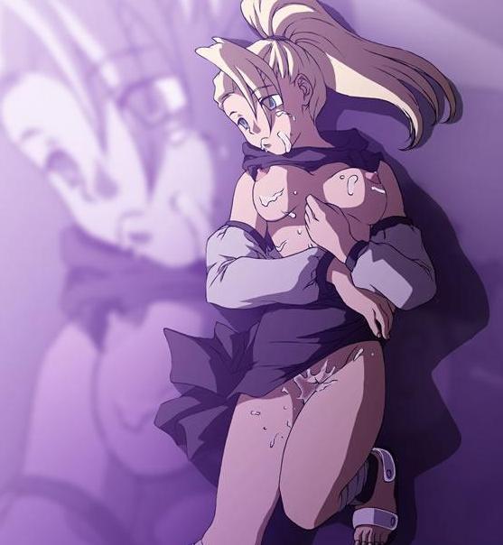 Naga, obspermiona Ino!