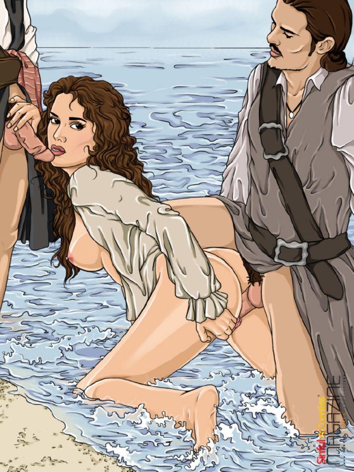 Смотреть онлайн порнофильм пираты карибского моря фото 228-862