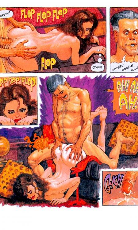 Порно комиксы, на любую тему.