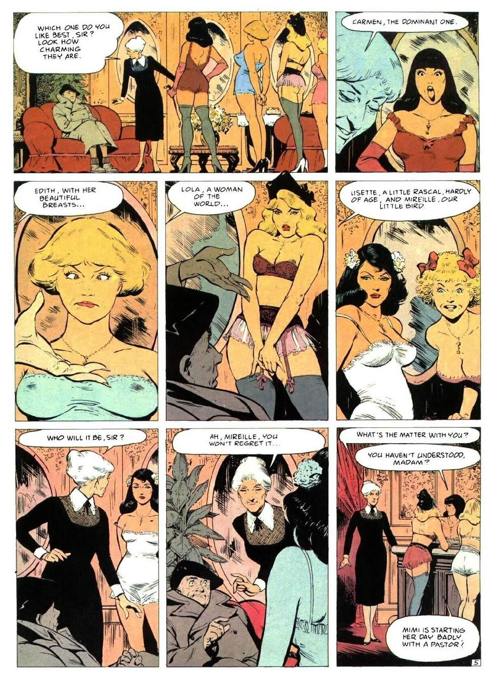 порнофильмы с переводом жены шлюхи