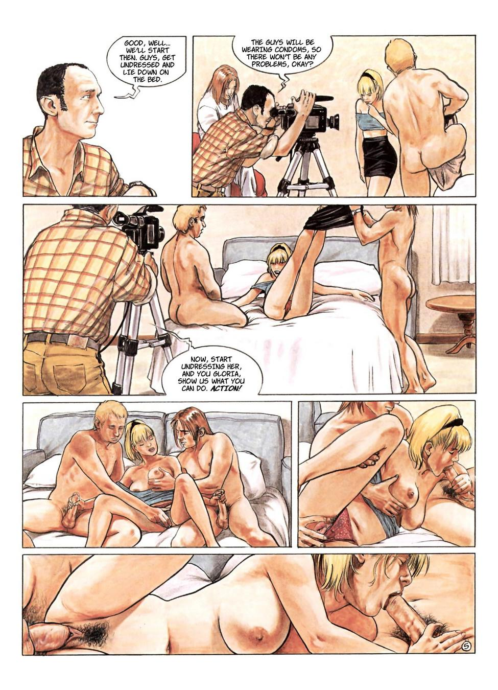 naked comic book women having sex
