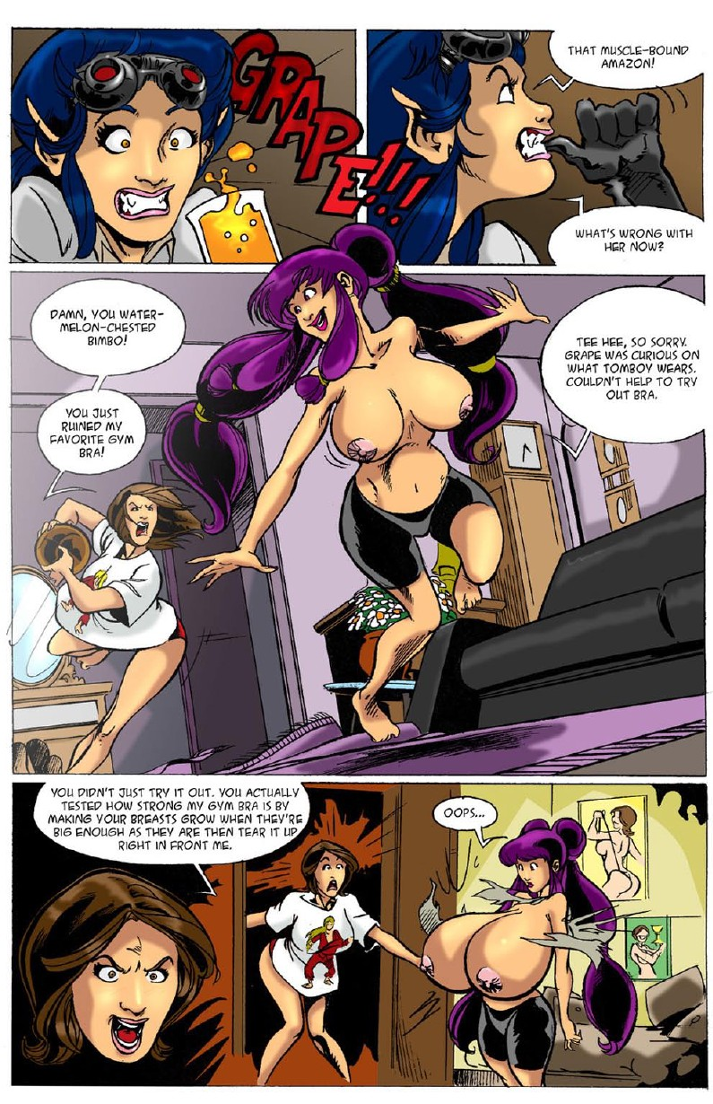 Amazon girl adult toons fucking scene