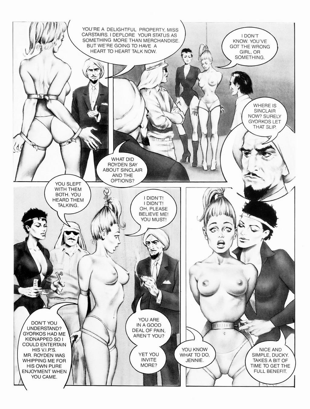 caroline andersen porno dc comics porn
