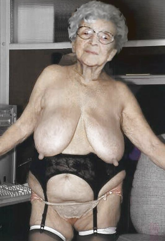 Very old mature granny