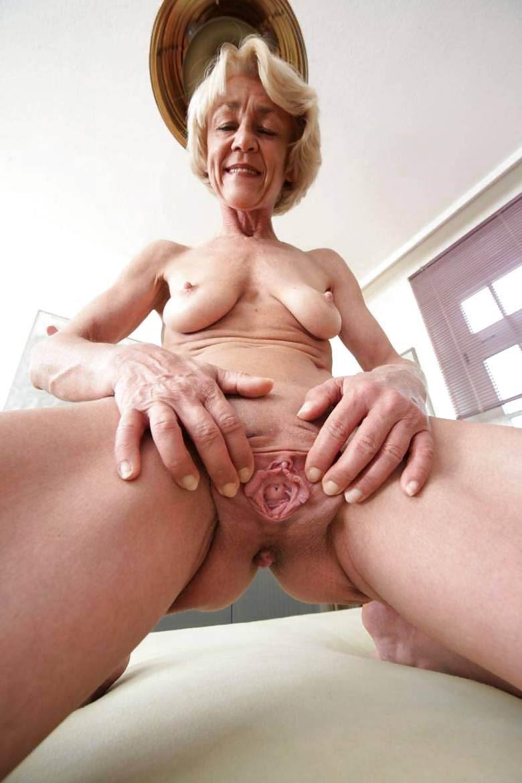 Granny Will Ficken